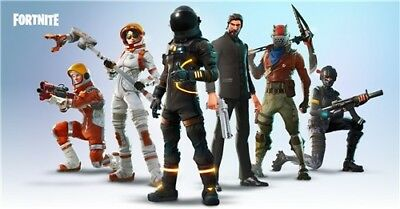 fortnite battle royale poster 44x24 inches 08