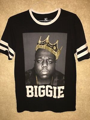 Notorious B-I-G Biggie Smalls Biggie T-Shirt Medium