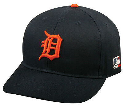 Detroit Tigers Road Replica Baseball Cap Adjustable Youth or Adult Hat