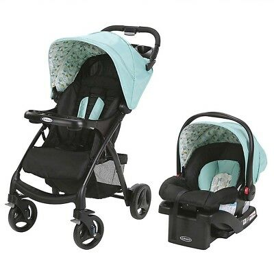 Graco Verb Click Connect Infant Car Seat Base - Stroller Travel System Groove