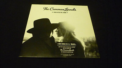 The Common Linnets Eurovision Netherlands single 2014 2018 country rare