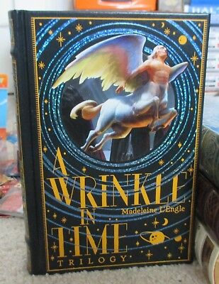 Barnes - Noble A Wrinkle In Time Leather Bound Classics