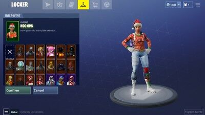 fortnite account Xbox one - mobile with 60- Skins