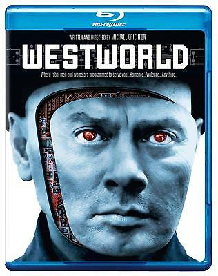Westworld Sci-Fi - Fantasy Blu-ray 2013 Free Shipping One-Disc Set