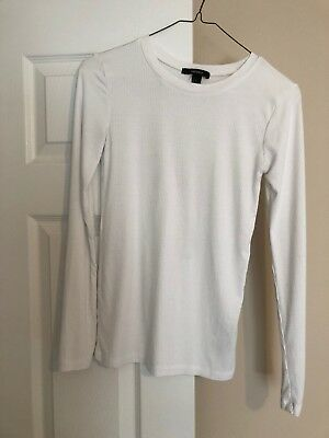 Womens long sleeve shirt- Forever 21- Small