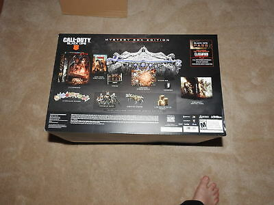 Call Of Duty Black Ops 4 - Mystery Collectors Box Edition PC- Sealed New