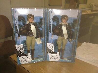 AMELIA EARHART COLLECTOR EDITION DOLL - from BARBIE Inspiring Women Series 2018