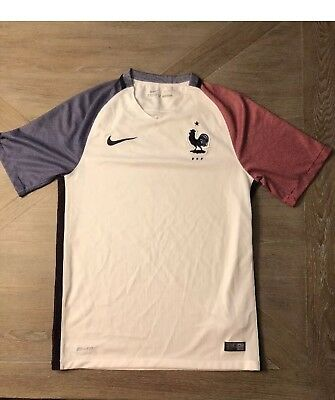 Nike France Soccer Jersey World Cup 2018 Mens
