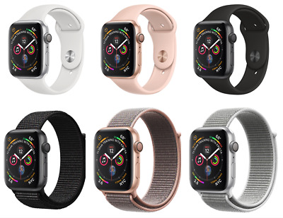 Apple Watch - Series 4 - BRAND NEW - 44MM - GPS-WiFi Bluetooth -1 Year Warranty