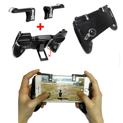 Fortnite PUBG Mobile Phone GamePad Joystick Game Trigger Shooter Controller US