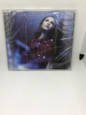 Revival Limited by Selena Gomez CD Oct-2015 Interscope USA