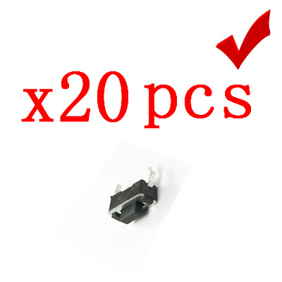 20X TACTILE TINY SWITCH 3 6 5MM DIP MOMENTARY TACT PUSH BUTTON SWITCH 2 PINS