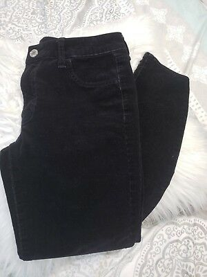 American Eagle Outfitters Jeans 360 Super Stretch black JeansJegging Sz 8