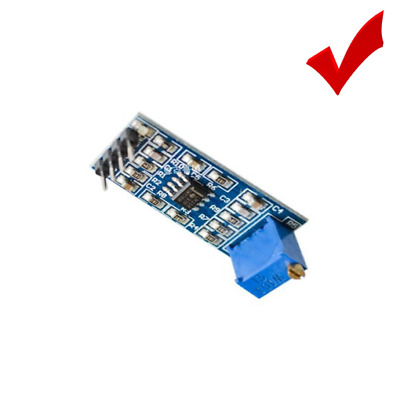 LM358 WEAK SIGNAL COLLECTING DC AMPLIFING MODULE 100 TIMES CONTROLLABLE 10K