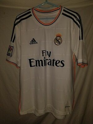 Real Madrid 2016 Bale Jersey - Small