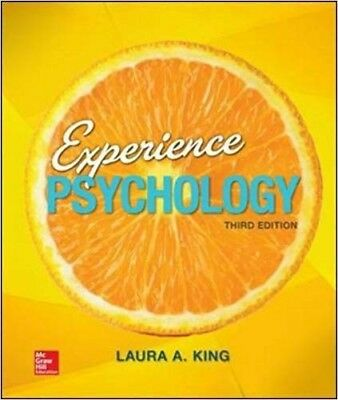 PDF Download Experience Psychology by Laura A- King- 3rd Edition