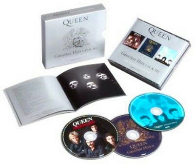 Queen - Platinum Collection Greatest Hits 1-3  CD Boxed Set Sealed NEW