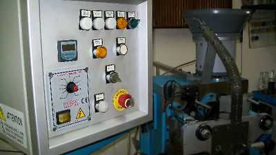 CANDLE MAKING MACHINEEQUIPMENT - CANDLE WICK COATER AND WICK TAB MAKING MACHINE