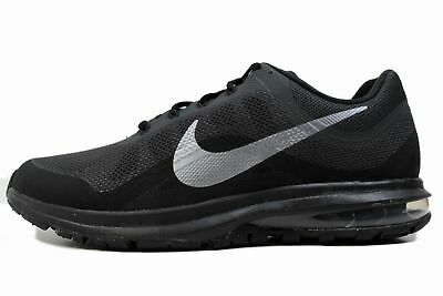 Nike Air Max Dynasty 2 Black Grey Anthracite 852430-003 Mens Running Shoes NEW