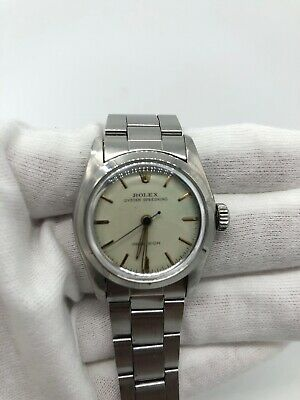 Rolex Oyster Speedking 5056 Precision Vintage Wristwatch1948PRIORITY SHIPPING