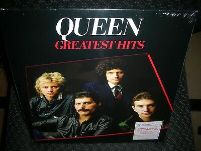QUEEN Greatest Hits Vol- 1  NEW HALF SPEED MASTERED RECORD LP VINYL  one