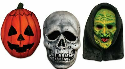 Halloween III Season Of The Witch Mask Set by Trick Or Treat Studios