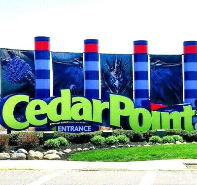 CEDAR POINT TICKETS A PROMO DISCOUNT SAVINGS TOOL ADMISSION - MEAL - PARKING