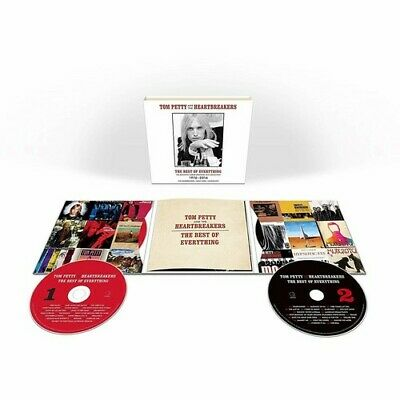 Tom Petty The Best Of Everything - The Definitive Career BRAND NEW 2 CD