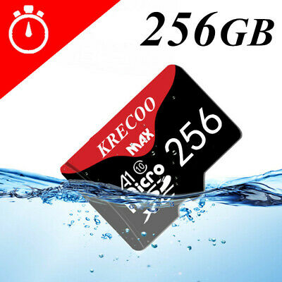 256GB 128GB 64GB U3 95MBS Micro SD Card Class10 UHS-1 Memory Card
