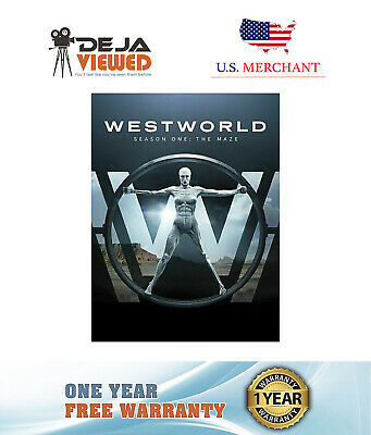 Westworld The Complete First Season
