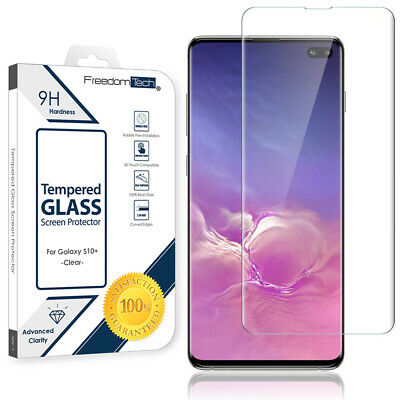 FULL COVER Tempered Glass Screen Protector For Samsung Galaxy S10 S10- Plus S10e