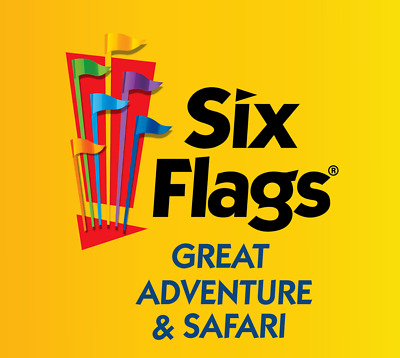 SIX FLAGS GREAT ADVENTURE NJ TICKETS 36-PARKING SAVINGS  A PROMO DISCOUNT TOOL
