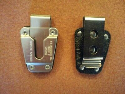 NEW METAL BELT D SWIVEL CLIPS FOR RADIO PHONE CASES TOTAL OF 40 AVAILABLE