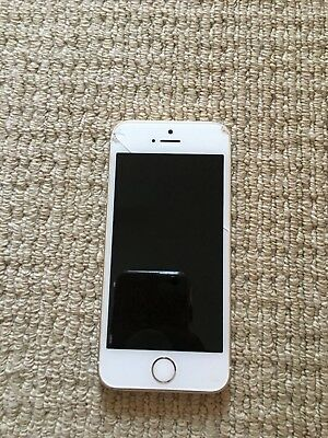 APPLE iPHONE Gold iPhone 5se 16GB Good Condition
