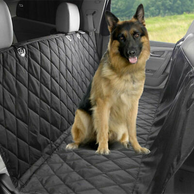 Pet Hammock Car SUV Seat Cover Rear Bench Protection Waterproof for Dog - Cat