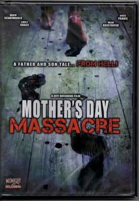 MOTHER'S DAY MASSACRE 2007 - Indy Horror - Brand New DVD - Ships First Class