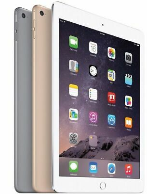Apple iPad Air 2 16GB 32GB 64GB 128GB WiFi - Cellular Unlocked Gray Silver Gold