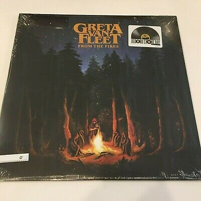 Greta Van Fleet- From The Fires RSD 19 Vinyl