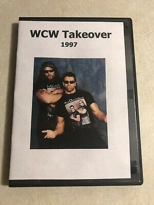 WCW Takeover 1997 DVD