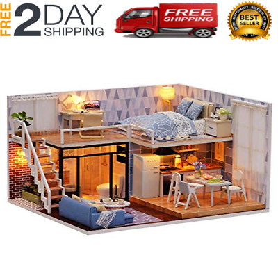 LOL SURPRISE DOLL HOUSE Miniature-Furniture - SURPRISES Christmas Gifts USA