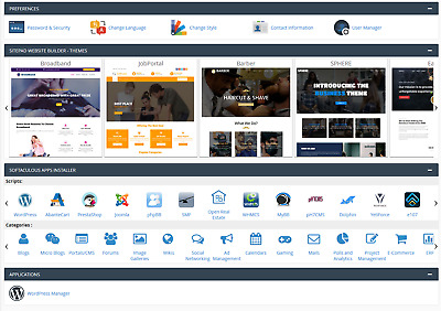 Web-Hosting-for-12 month 1Year-cPanel-Web-Builder-Unlimited-Domain-AUTO SSL