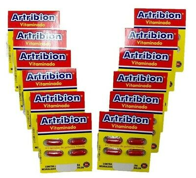 ARTRIBION VITAMINADO 12 SOBRES - SIN CAJA  12 PCK WITH NO BOX