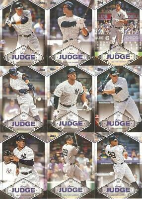 2019 TOPPS SERIES 2 AARON JUDGE HIGHLIGHTS RETAIL INSERTS YOU PICK