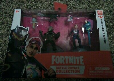 FORTNITE Battle Royale Collection Omega - Brite Bomber 2 Pack of Action Figures