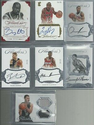NBA Basketball Cards Hot Packs 3 Hits 10 Cards Per Pack