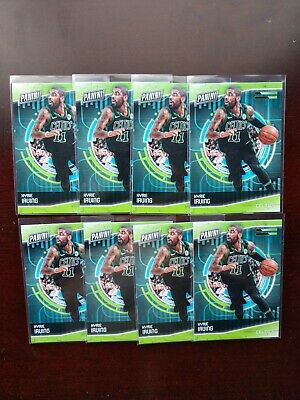 2018 panini cyber monday Kyrie Irving card lot of 8-