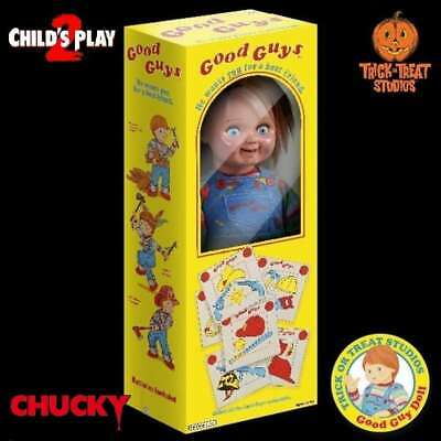 Trick Or Treat Studios Chucky Childs Play 2 Good Guys Doll Licensed IN STOCK