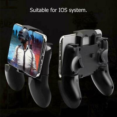 Mobile Bluetooth Wireles Game Controller Gamepad with 4 Triggers Fortnite PUBG