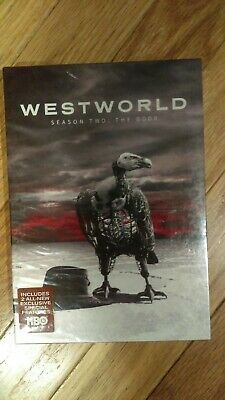 Westworld Season 2 The Door DVD