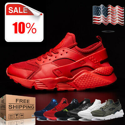 Plus Size 38-47 Mens Casual Running Shoes Fashion Comfortable Sports Sneakers
